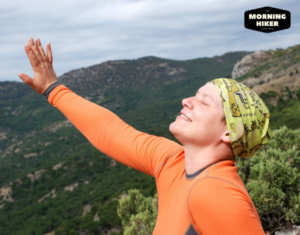 Why does hiking make you feel good