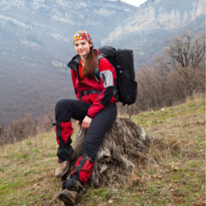 women's hiking apparel